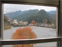 Au delà de la fenêtre