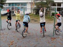 Les monocycles
