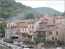 Une vue du village