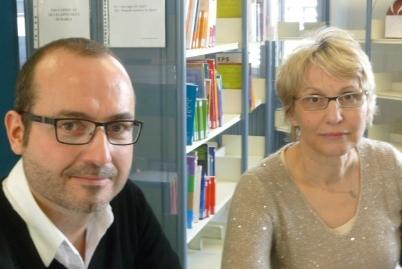 Nicolas Favelier et Catherine Loisy