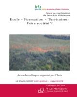 Dernière publication de l'Iréa :