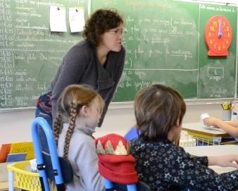 Discussion à visée philosophique dans la classe de Stéphanie Fontdecaba