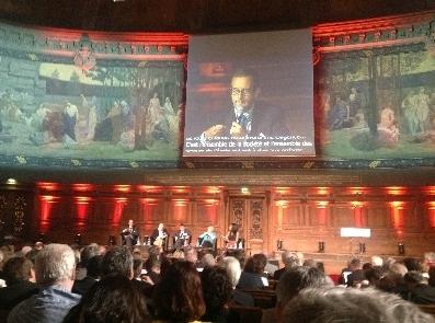 Yves Madignier, président d'ATD Quart Monde