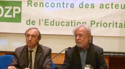 Marc Bablet et Marc douaire