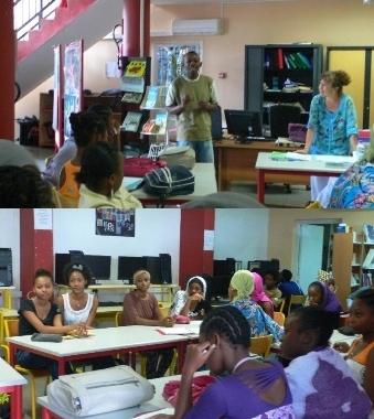 Rencontre avec Chamou, témoin comorien d'Anjouan
