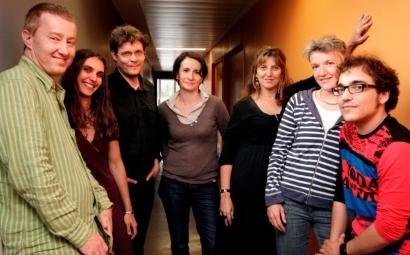L'équipe du Microlycée de Vitry