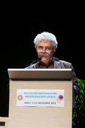 Didier Jacquemain, délégué général des Francas.