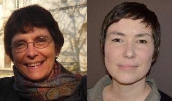 Florence Castincaud et Christelle Nayrolles
