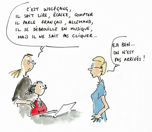 Illustration : Pol Le Gall