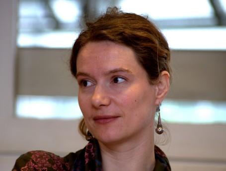 Cécile Blanchard - Crédits Luc Bentz