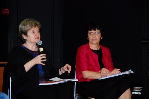 Françoise Lantheaume, Florence Castincaud