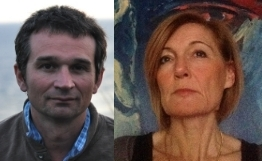 Christophe Blanc et Valérie Neveu