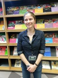 Ewa Wyremblewski, chef de projet des Ateliers Canopé de Lille