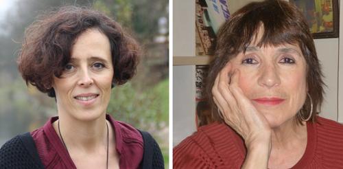 Sybille Grandamy et Danièle Manesse
