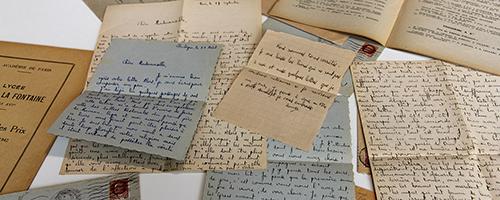 Les lettres de Louise