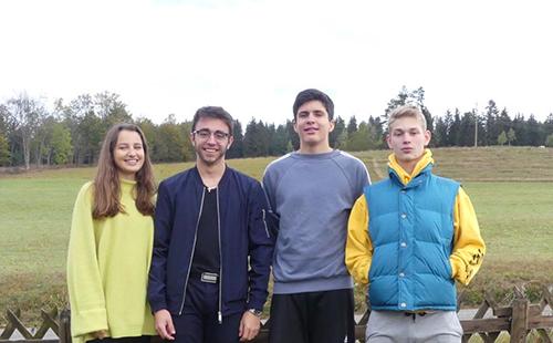 La SMV du lycée franco-allemand de Fribourg