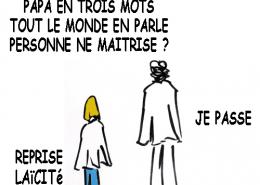 Le dessin de Fabien Crégut.